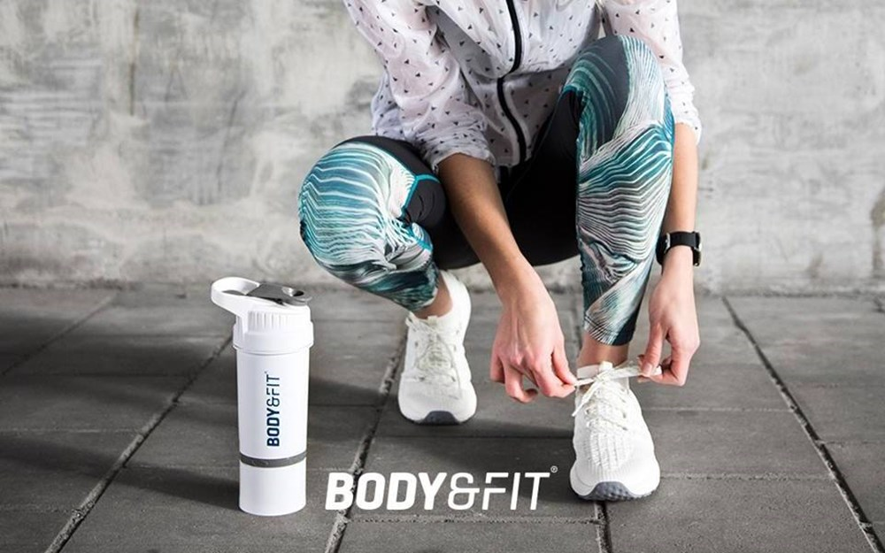 Body & Fit ecommerce
