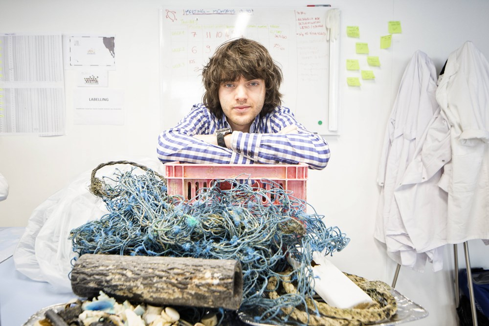 Boyan Slat The Ocean Cleanup doneren