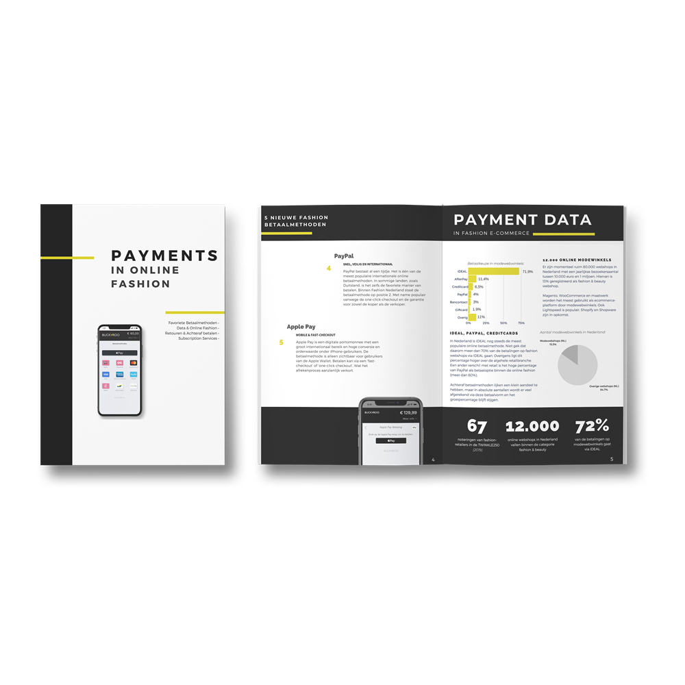 Whitepaper Payments in fashion preview